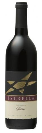 Estrella River Winery Shiraz
